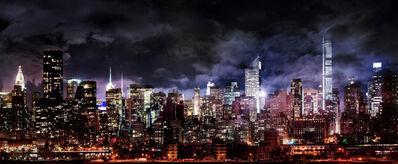 David Drebin, 'Manhattan Nights', 2014