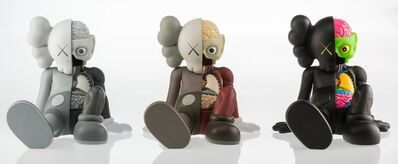 KAWS, 'Resting Place Companion, set of three', 2012-13