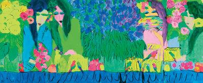 Walasse Ting 丁雄泉, 'Untitled', 1990