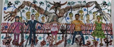 Barthélémy Toguo, 'Rwanda 1994', 2014