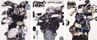 Ernest Trova, 'Personae, Otto Diction, General EP', 1996