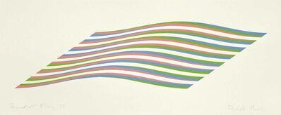 Bridget Riley, 'Untitled (Wave)', 1975