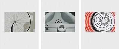 Sturtevant, 'Duchamp Triptych', 1990-2000