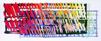 Calman Shemi, 'Colorful Music Notes'