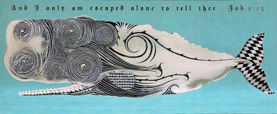 Scott Kelley (b. 1963), 'Moby Dick, Tattoo'd'