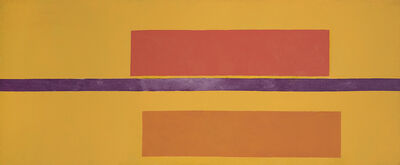 Theodoros Stamos, 'Aegean Sunbox #12 ', 1968