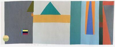 Kristin Texeira, 'lasting til the end of so far', 2017
