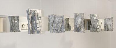 Alexander Polzin, 'Fünf Masken für die Nacht', 2005