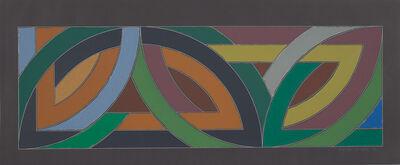 Frank Stella, 'York Factory II (Gemini G.E.L. 567)', 1974