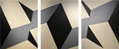 Leila Tschoop, 'Planos tropicales (en superficie modulada) ', 2016