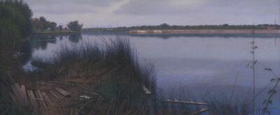 Brian Cobble, 'White Rock Lake', 2017