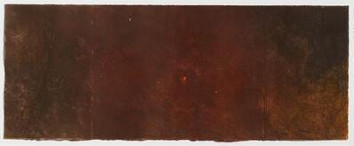 Joe Goode, 'Forest Fire #132', 1985