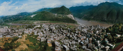 Edward Burtynsky, 'Wushan #1, Yangtze River, China', 2002