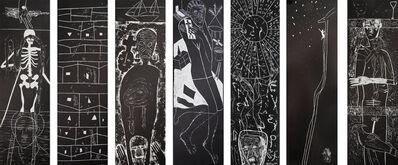 Mimmo Paladino, 'Atlantico (series of 7)', 1987