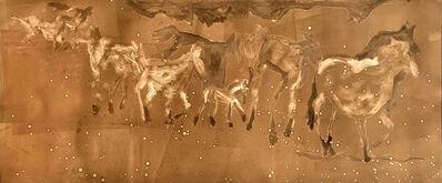 Susan Gesundheit, 'Mustang Migration', 2017