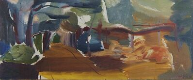 Ivon Hitchens, 'Yellow Glade No. 2', ca. 1950