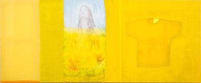 Alexandre da Cunha, 'Amazons (Painting III)', 2014