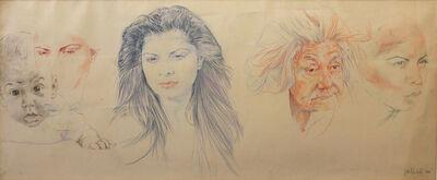 John Valadez, 'Untitled ', 1980