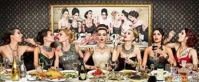 Philippe Shangti, 'Remember Luxury Dinner', 2018