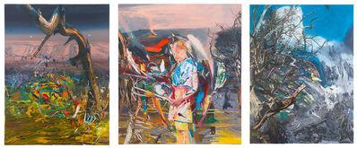 Giuseppe Gonella, ' Fatamorgana Triptych I, II, III', 2015