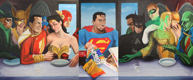 Issa Ibrahim, 'Super Supper', 2012