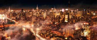 David Drebin, 'Electric City', 2016