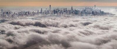 David Drebin, 'Above the Clouds'