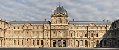 'Palais du Louvre, Cour Carré', 1546