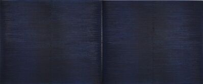 John Wilcox, 'Bluing', 1991