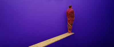David Stewart, 'Man Plank', 1995
