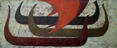 Timur D'Vatz, 'Long Boats', ca. n/a