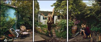 Rodney Graham, 'Leaping Hermit', 2011