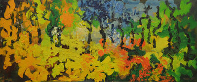 Aron Froimovich Bukh, 'In the park', 1996