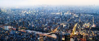 David Drebin, 'Tokyo Nights', 2015