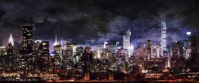 David Drebin, 'Manhattan Nights, Manhattan, New York', 2014