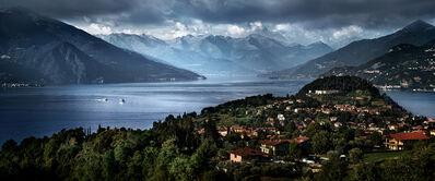 David Drebin, 'Escape to Lake Como', 2012