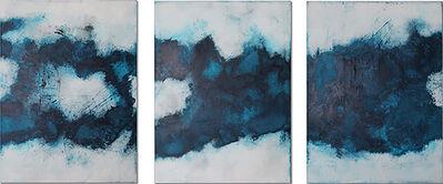 "Jacqueline Jandrell, '""Trois""-  Acrylic on Canvas', 2019"