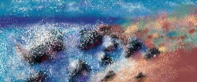 John Szabo, 'Ocean/5', 2017