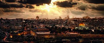 David Drebin, 'Jerusalem', 2011