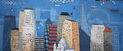 Paul Balmer, 'Across London', 2018
