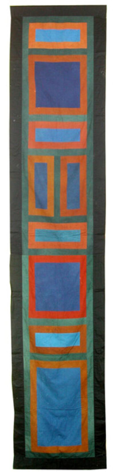 Chant Avedissian, 'Panel A', 1988-1989