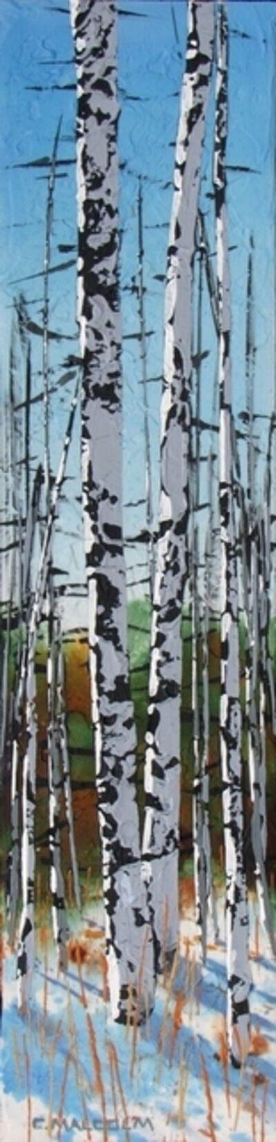Carole Malcolm, 'Treescape 01019', 2019