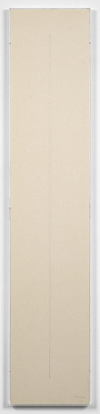 Stanley Brouwn, '10 mm, 10 cm, 10 dm', 1976