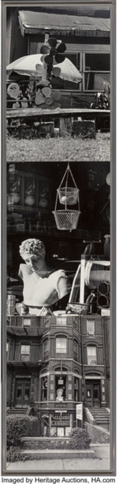 Robert Rauschenberg, 'Photem Series I, #17', 1991