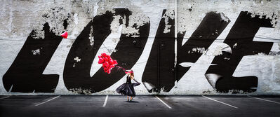 David Drebin, 'Love is in the Air', 2019