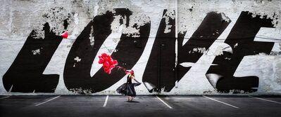 David Drebin, 'Love Is in the Air', 2018