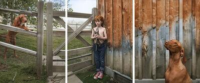 David Hilliard, 'Still with Sticks'
