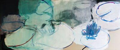 Sandrine Kern, 'Pastel Water  Lilies', 2020