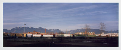 Stan Douglas, 'False Creek Flats, Vancouver', 2002