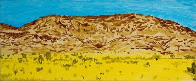 Lucien Smith, 'Untitled (Desert Landscape)', 2015